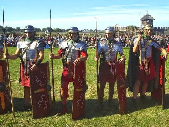 Decimatio, un terrible castigo en las legiones romanas