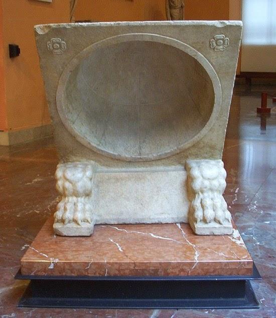 Reloj de sol del siglo I
