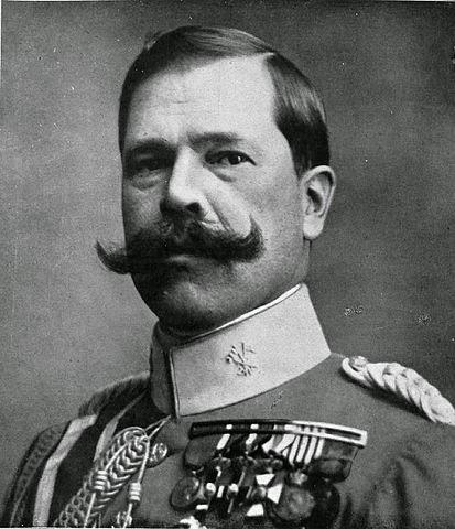 Manuel Fernández Silvestre, de Kaulak (1919)