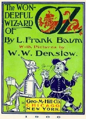 Portada de El maravilloso Mago de Oz