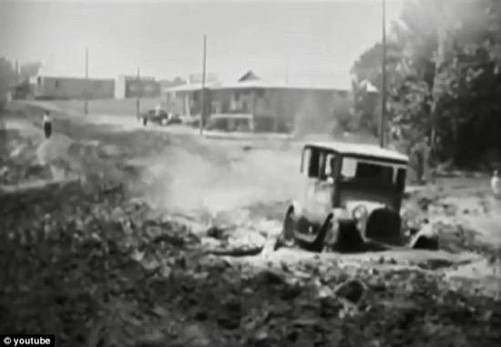 El sorprendente 4×4 de 1920