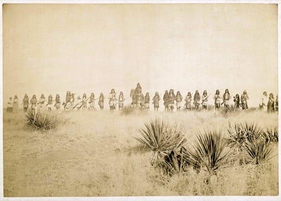 Lozen, la gran guerrera apache