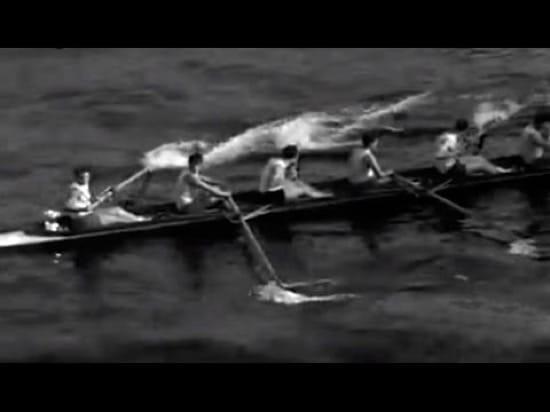 Los remeros vascos de Orio vencieron a los de Oxford
