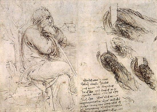 Leonardo da Vinci y otros personajes históricos vegetarianos