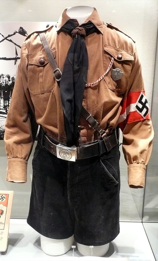 Hugo Boss no diseñó los uniformes nazis