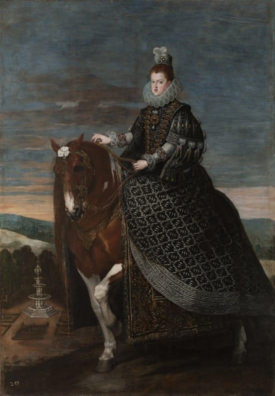 Margarita de Austria y la Perla Peregrina