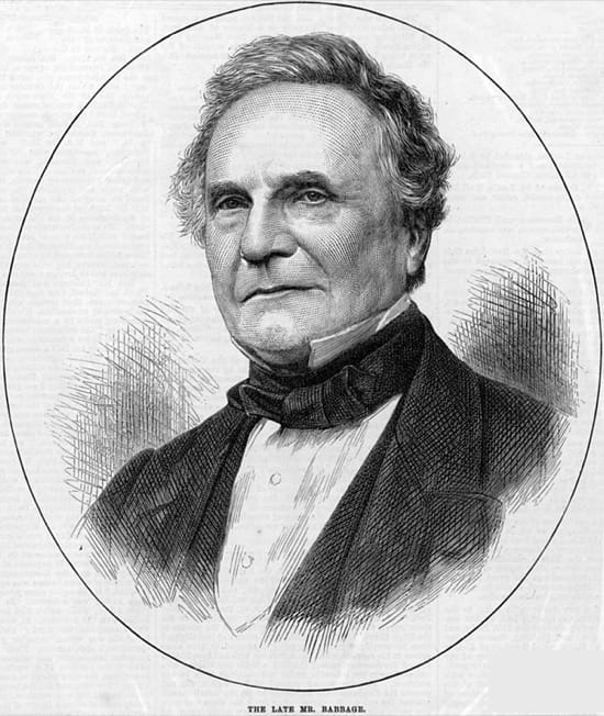 Babbage y la idea que cambió el mundo postal para siempre