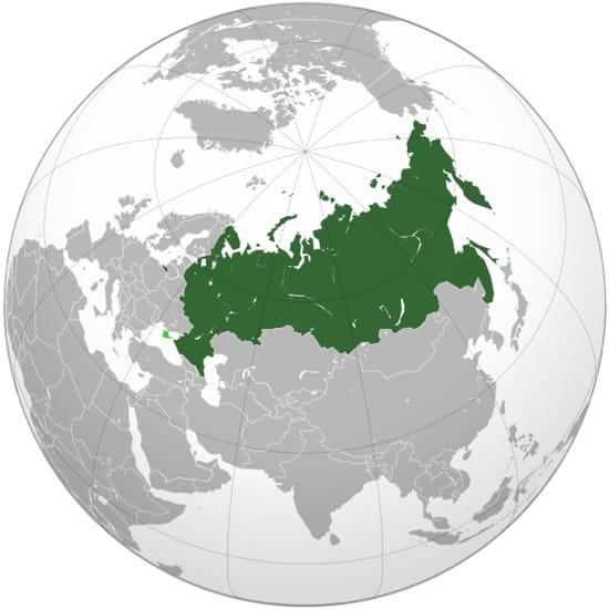 Diferencia entre Rusia, la Unión Soviética o la URSS
