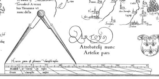 El origen de la milla, la milla náutica y los pasos romanos