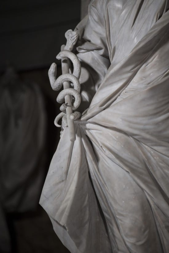 La sinceridad, de Francesco Queirolo, 1754-1755