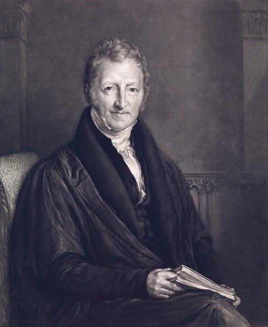 Robert Malthus, el pensador que inspiró el malthusianismo y a Thanos