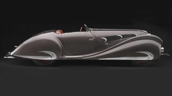 1937 Delahaye 135M S Roadster