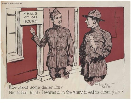 Carteles para Veteranos Primera Guerra Mundial 5