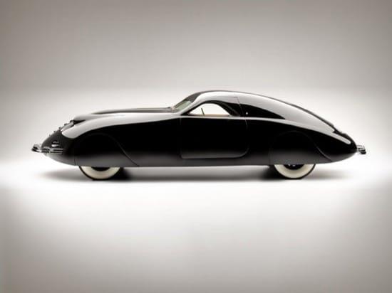 Diseños de coches de los años 30