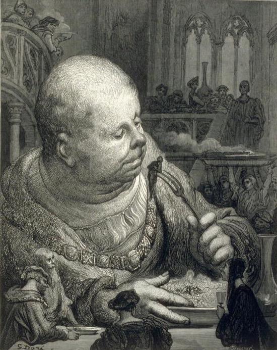 El escandaloso libro que dio origen a la palabra pantagruélico