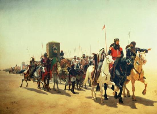 Las negociaciones de Saladino y Ricardo Corazón de León