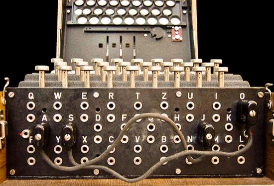 Cómo funcionaba la máquina Enigma