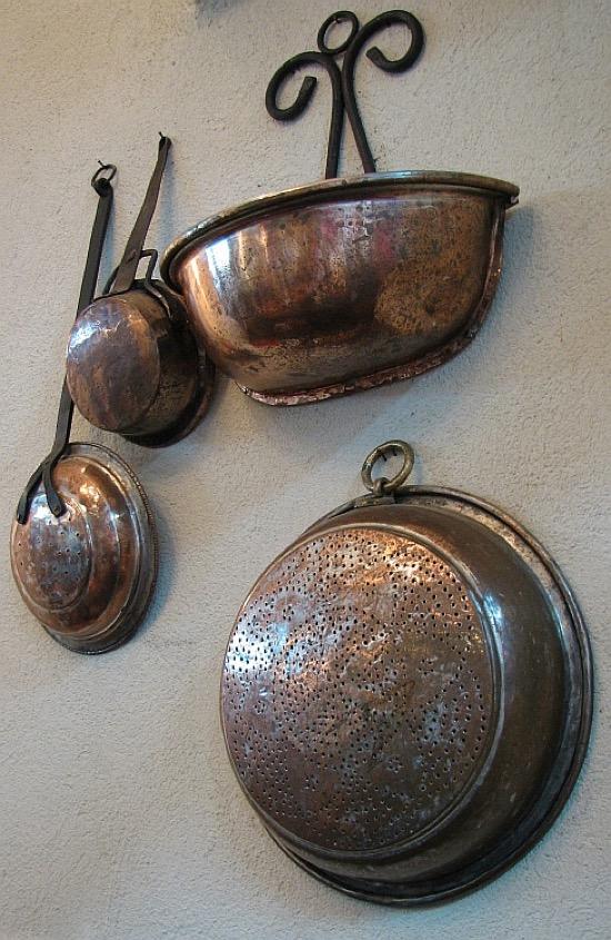 El cobre se usa para prevenir infecciones desde el antiguo Egipto