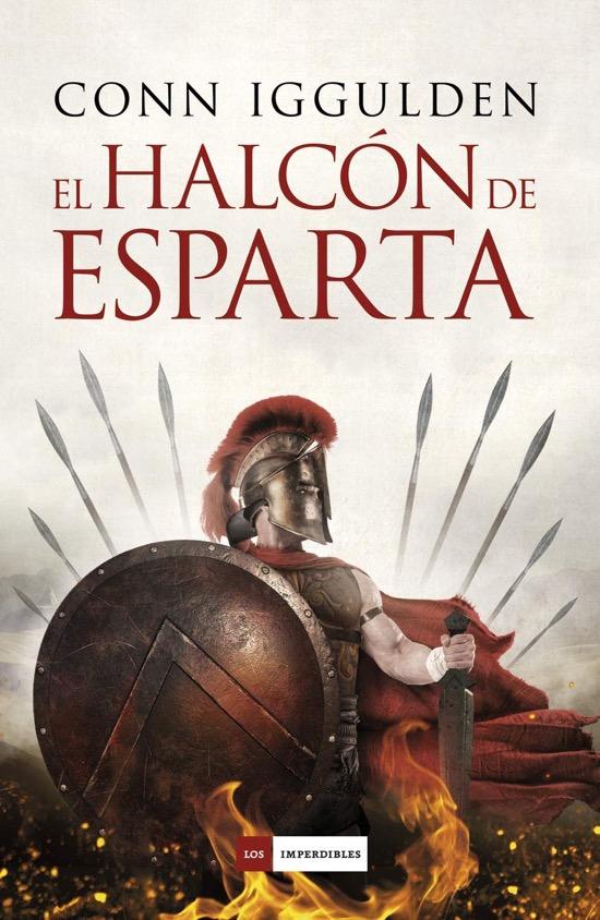 El halcón de Esparta, de Conn Iggulden