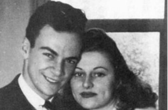El reloj que se paró cuando murió la mujer de Richard Feynman