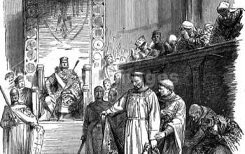 Los tres papados de Benedicto IX