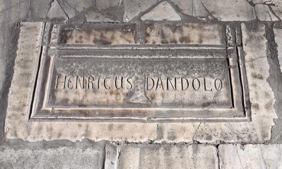 Enrico Dandolo, el único hombre enterrado en Santa Sofía en toda la historia