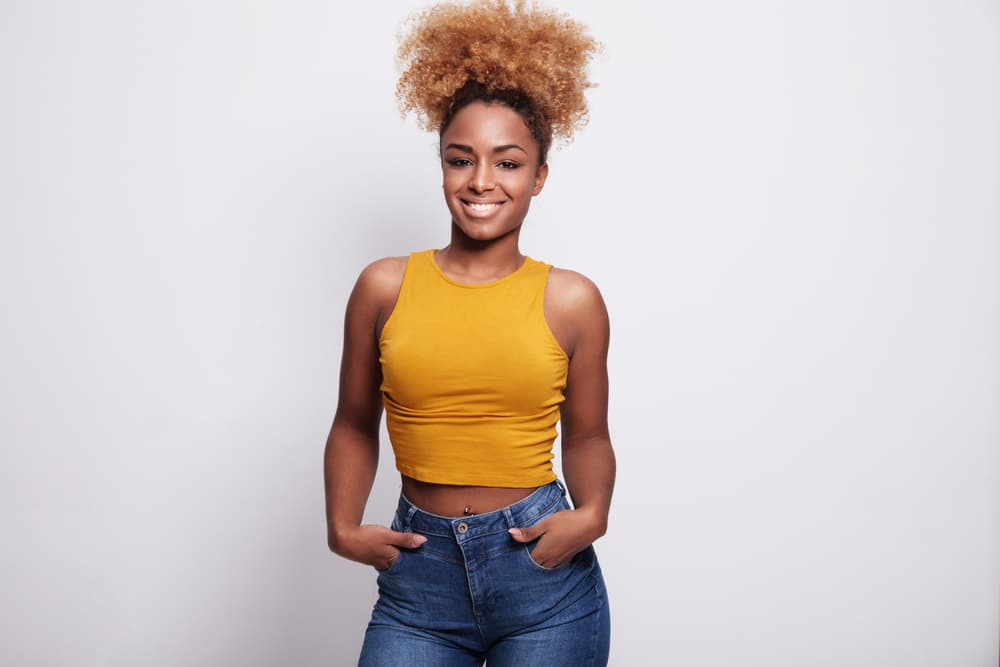 Pineappling How To Do The Pineapple Method On Naturally Curly Hair