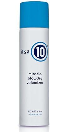 It's a 10 blowdry volumizer