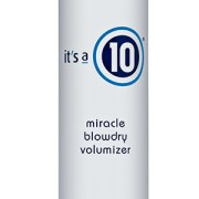 It's a 10 blowdry volumizer