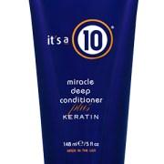 It's a 10 deep conditioner keratin