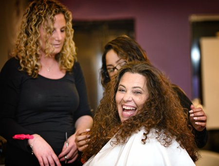 Curly Hair Salon Long Island