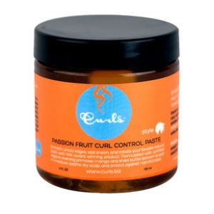 Passion Fruit CURL Control Paste 4oz
