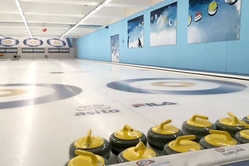 Curlingbaan Zoetermeer