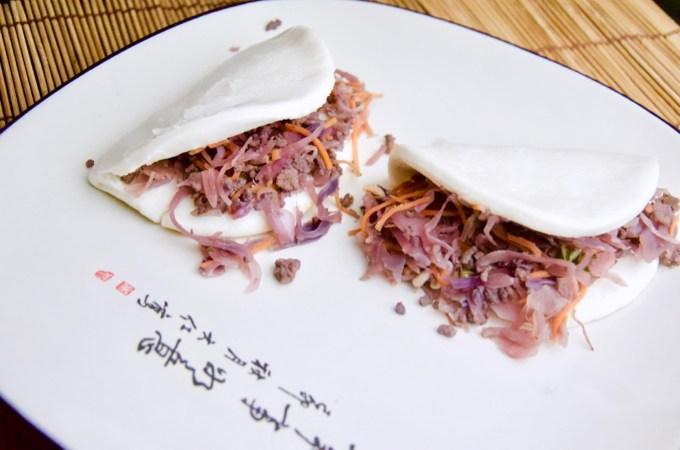 Recept Bapao met gehakt