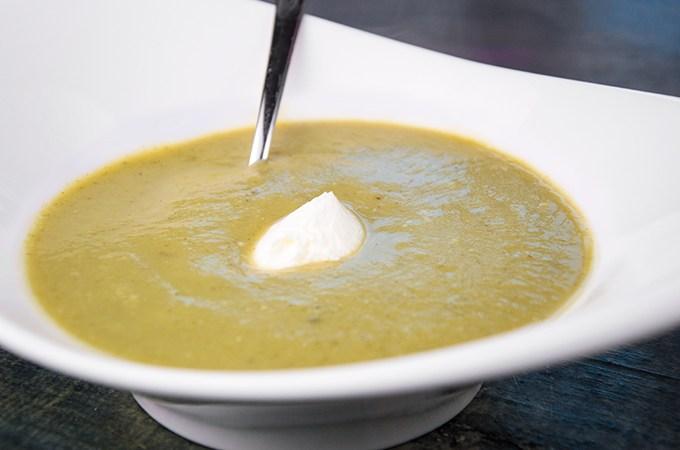 Recept Broccolisoep