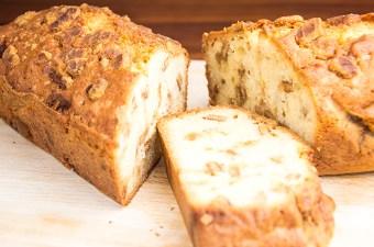 Recept Cake gevuld met stroopwafel