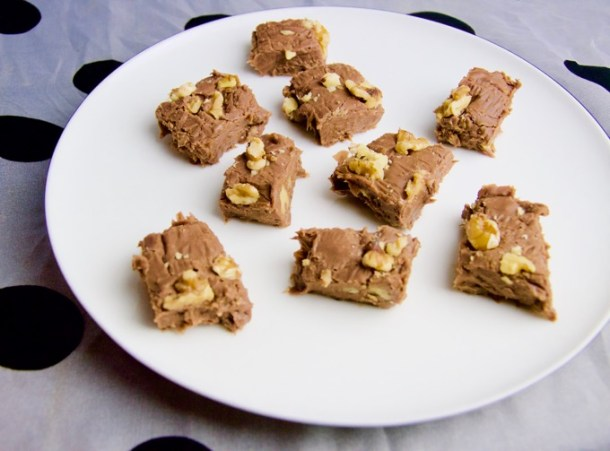 Recept Chocolade fudge