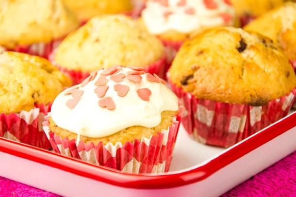 Recept Chocolade muffins