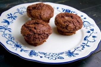 Recept Chocolademuffins