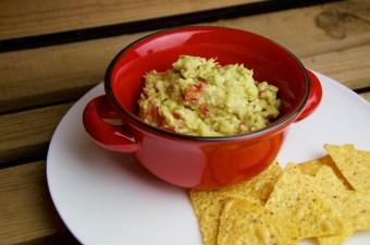 Recept Guacamole