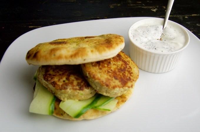 Recept Indiase visburgers