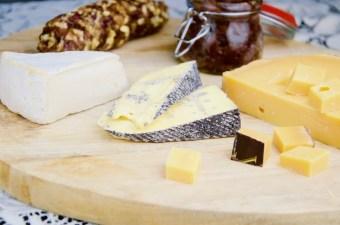 Recept Kaasplank voor oud en nieuw