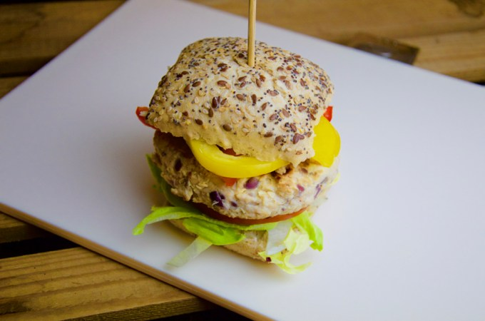 Recept kalkoenburger