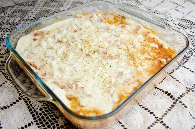 Recept Moussaka
