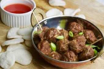 Recept Thaise gehaktballetjes