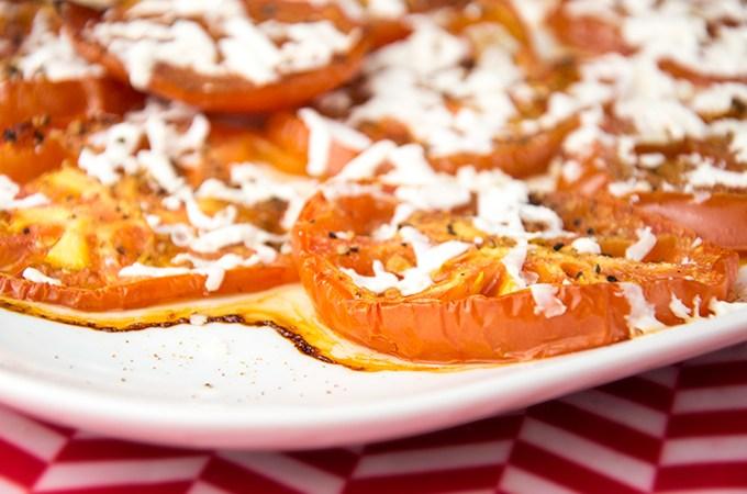 Recept Tomaten met feta