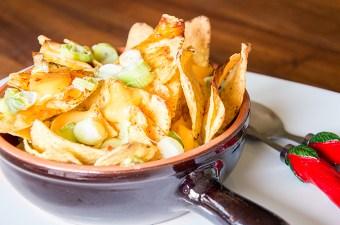 Recept Tortillachips met cheddar