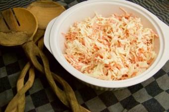 Recept Gezonde slanke koolsalade