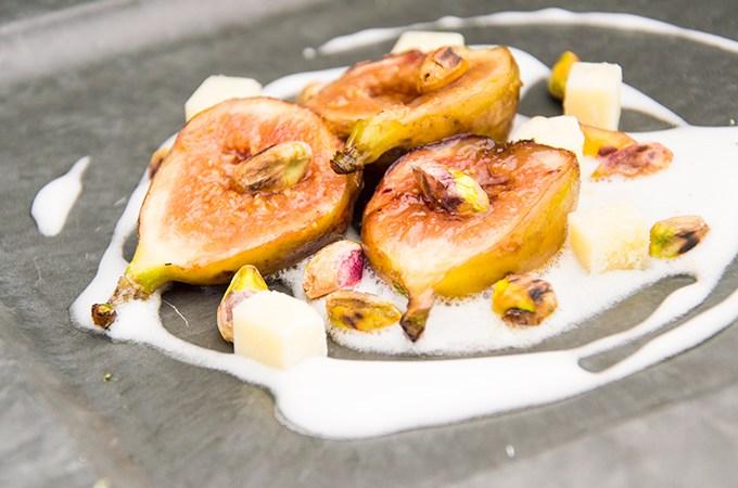 Recept vijgen met citroensaus