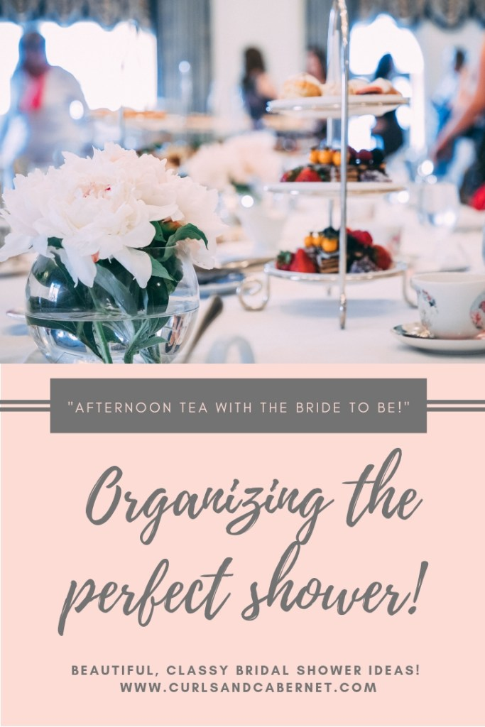 Afternoon Tea Bridal Shower